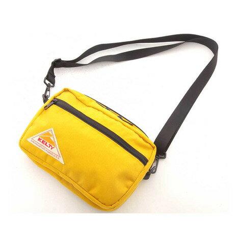 ケルティ(KELTY) レクタングル ジップショルダー Rectangle Zip Shoulder ショルダーバッグ 2592155 Mustard (Men's、Lady's)