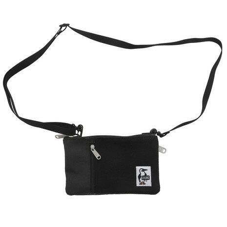 チャムス(CHUMS) Smart Phone Shoulder Sweat Nylon CH60-2458-K018 (Men's、Lady's)
