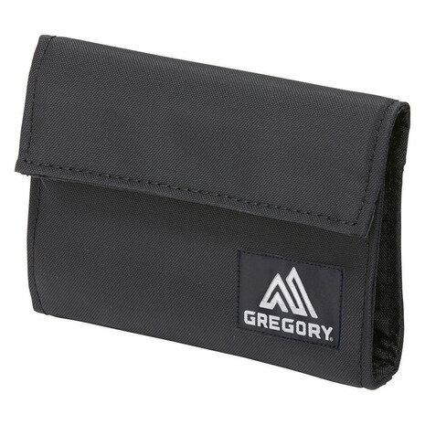 グレゴリー(GREGORY) クラシックワレット CLASSIC WALLET 654811041 ブラック ウォレット 財布 (Men's、Lady's)