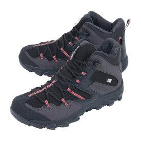 コロンビア(COLUMBIA) トレッキングシューズ ハイカット 登山靴 セイバー4ミッド アウトドライ YM7463 011 (メンズ)