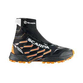 スカルパ(SCARPA) ニュートロン G SC25040001 ブラック/オレンジ トレイルランニングシューズ (Men's)