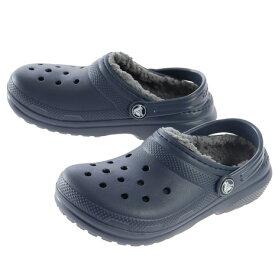 クロックス(crocs) ジュニア Classic Lined Clog 203506-459 (メンズ、レディース、キッズ)