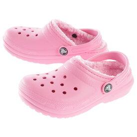 クロックス(crocs) ジュニア Classic Lined Clog 203506-6M3 (メンズ、レディース、キッズ)