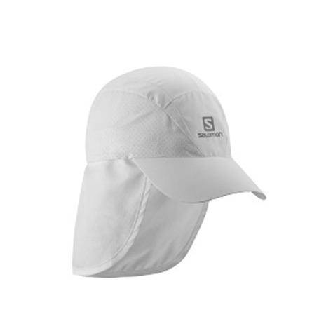 サロモン(SALOMON) XA+CAP トレイルランニング キャップ 帽子 L379292-WHT (Men's、Lady's)