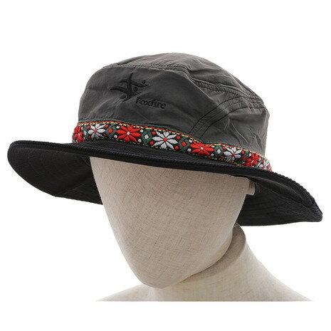 フォックスファイヤー(Foxfire) サプレックス WIFIハット 帽子 5422353-023 チャコール (Men's、Lady's)