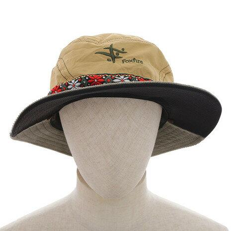 フォックスファイヤー(Foxfire) サプレックス WIFIハット 帽子 5422353-070 オリーブ (Men's、Lady's)
