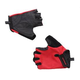 キザキ(KIZAKI) ウォーキングポール専用グローブ 手袋 AAK-003 RED (Men's、Lady's)