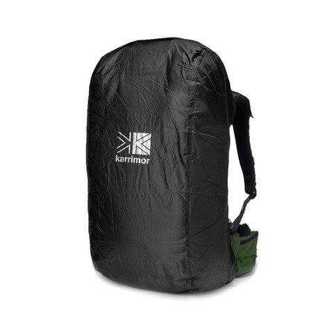 カリマー(karrimor) sac mac raincover 30-45L/S 80112 BK バッグ レインカバー (Men's、Lady's)