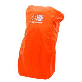 【買いまわりでポイント最大10倍!】カリマー(karrimor) レインカバー50-75L/S sac mac raincover 50-75L/S 80372-Orange バッグアクセサリ (Men's、Lady's)