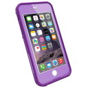 ライフプルーフ(LIFEPROOF) LIFEPROOF fre for iPhone6 Case Pumped Purple (Men's) トレッキング