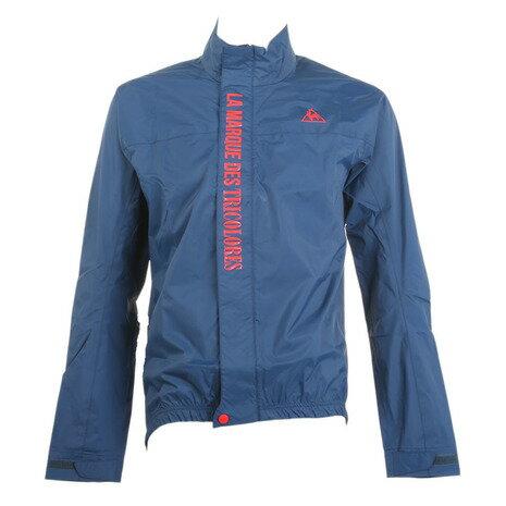 ルコック スポルティフ(Lecoq Sportif) ブリーザブルウィンドジャケット QC-570163 NVY ネイビー (Men's)