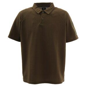 リンプロジェクト(rin project) ミリタリーポロシャツ 2124 KHAKI055S (メンズ)