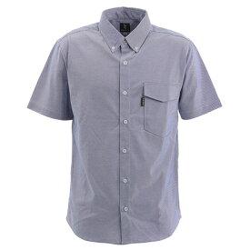 【クーポン配布中!スーパーセール期間限定】リンプロジェクト(rin project) ノースウェットBIZシャツ 2164 BLUE (メンズ)