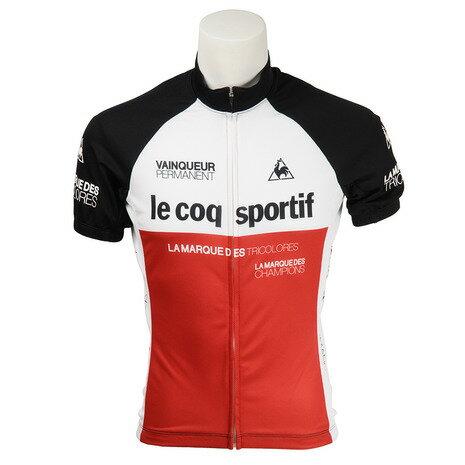 ルコック スポルティフ(Lecoq Sportif) サイクルジャージ QCMLGA51 BLK (Men's、Lady's)
