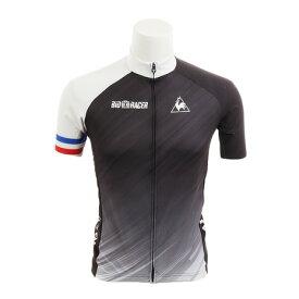 ルコック スポルティフ(Lecoq Sportif) ビオサイクルジャージ QCMNGA54 BLK (Men's)
