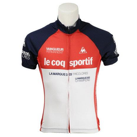 ルコック スポルティフ(Lecoq Sportif) サイクルジャージ QCMLGA51 NVY (Men's、Lady's)
