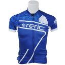 レリック(reric) Animus(アニムス)半袖ジャージ メンズ 男性用 シャツ 自転車ウエア 1090106 BLUE (Men's)