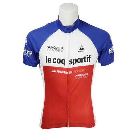 ルコック スポルティフ(Lecoq Sportif) サイクルジャージ QCMLGA51 SBL (Men's、Lady's)