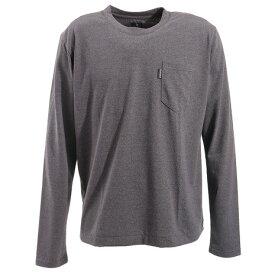 【クーポン配布中!スーパーセール期間限定】リンプロジェクト(rin project) ワシドライロングTシャツ 2159 GRAY (メンズ)