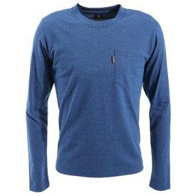 【クーポン配布中!スーパーセール期間限定】リンプロジェクト(rin project) ワシドライロングTシャツ 2159 NAVY (メンズ)
