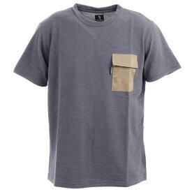【クーポン配布中!スーパーセール期間限定】リンプロジェクト(rin project) ミリタリー4ポケットTシャツ 2166 GRAY (メンズ)