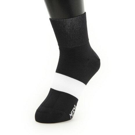 ジロ(giRo) CLASSIC RACER 男女兼用 サイクリング アクセサリー 自転車ソックス 靴下 35-4027059216 BLACK/WHITE