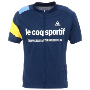 【クーポン配布中!スーパーセール期間限定】ルコック スポルティフ(Lecoq Sportif) 半袖Tシャツ JERSEY QCMQGA41 NYW (メンズ)
