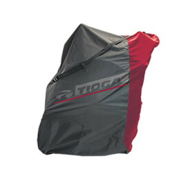 タイオガ(TIOGA) Flex Pod フレックス ポッド BAR0390100000 BLK/RED 輪行袋 サイクルバッグ