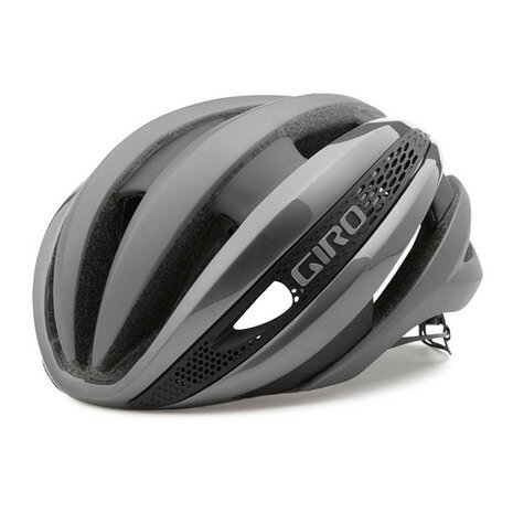ジロ(giRo) SYNTHE ROAD HELMETS ヘルメット 35-1027054505 MATTE TITAN/SIL (Men's、Lady's)