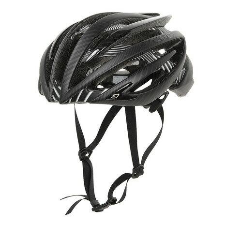 ジロ(giRo) AEON WF(WIDE FIT) サイクルヘルメット Mサイズ 35-1047086833 MATTE BLK DAZZLE (Men's、Lady's)