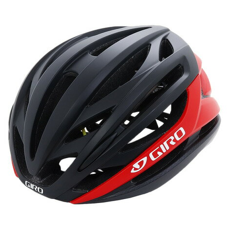 ジロ(giRo) ロードヘルメット 19SS シンタックス ミップス アジアンフィット 3501067106459 MAT BK/BRT RED (Men's、Lady's)