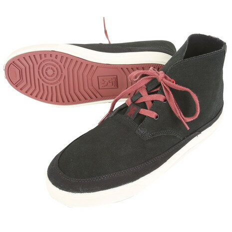 クロム(CHROME) SUEDE FORGED CHUKKA FW135BKOF0 シューズ (Men's、Lady's)