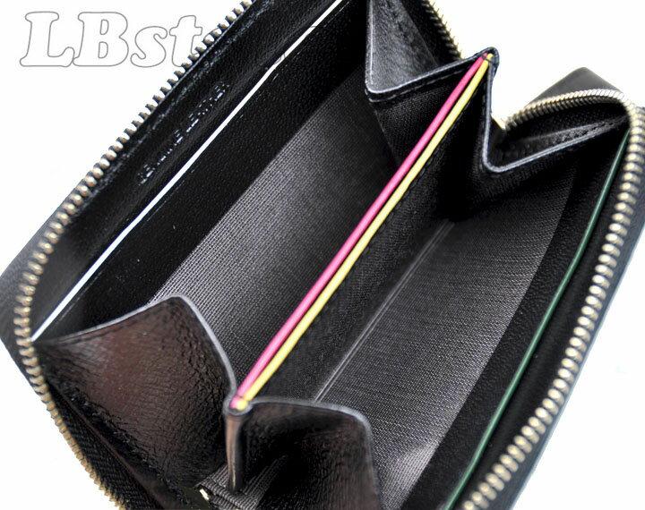 ポールスミス 小銭入れ財布 paulsmith コインケース ポールスミス カラーラッシュゴートスキン カードケース ファスナー 財布 ポールスミス900-0423