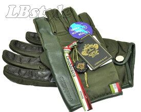 オロビアンコ 手袋 メンズ Orobianco 手ぶくろ メンズ 羊革・ナイロン 24cm タッチパネル対応 スマートフォン スマホ対応 手袋 Orobianco 200-1371