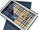 バーバリー ハンカチ 2枚セット BURBERRY ハンカチ プレゼント 綿100% ハンカチ バーバリー日本製200-0681