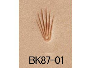 バリーキング刻印 シーシェル BK87-01 9mm【送料無料】 【メール便選択可】 [協進エル] レザークラフト刻印 バリーキング刻印/協進エル
