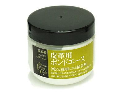 皮革用ボンドエース100g[SEIWA]レザークラフト染料・溶剤・接着剤接着剤