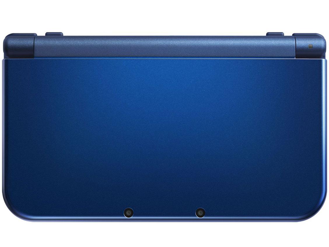 任天堂(Nintendo) Newニンテンドー3DS LL [メタリックブルー] 携帯ゲーム機 本体