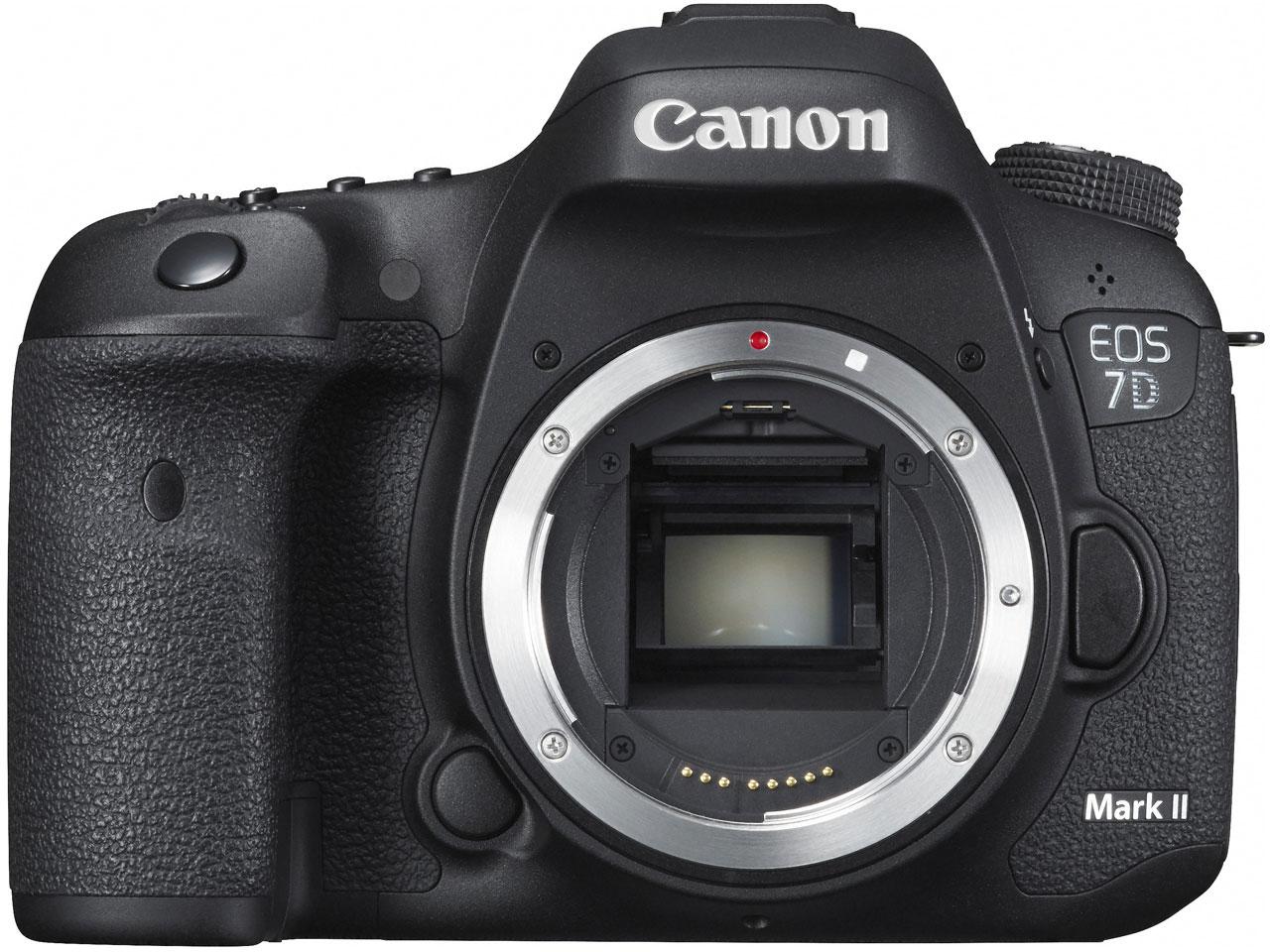 CANON(キヤノン) EOS 7D Mark II ボディ デジタル一眼カメラ