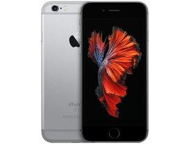 【ロック解除済】iPhone6s 32GB [スペースグレイ] 白ロム