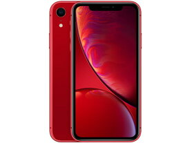 iPhoneXR 64G [レッド] SIMロック解除済 白ロム