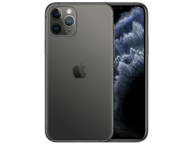 【アップル版・未開封】Apple(日本)iPhone 11 Pro 64GB SIMフリー [スペースグレイ] 本体