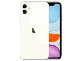 【即納・在庫あり】【アップル版・未開封】Apple(日本)iPhone 11 64GB SIMフリー [シルバー] 本体