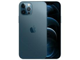 【即納・在庫あり】【アップル版・未開封】Apple(日本)iPhone12ProMax 128GB SIMフリー [パシフィックブルー] JAN:4549995183009