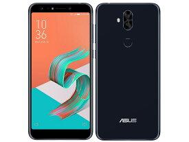 ASUS ZenFone 5Q SIMフリー [ミッドナイトブラック] JAN:4712900979565