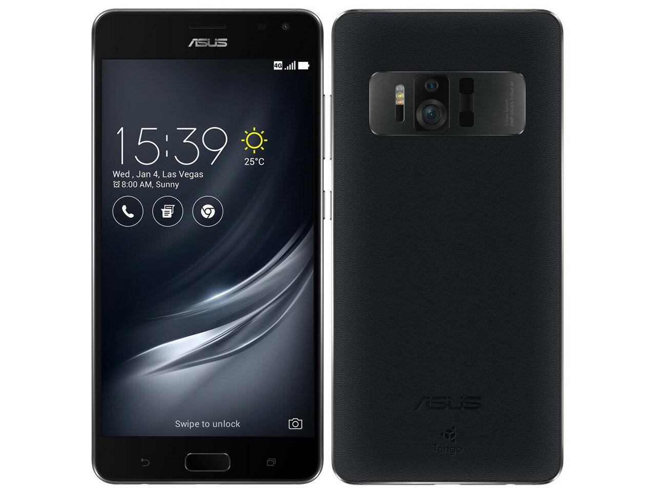 【新品・未使用】ZenFone AR ZS571KL 64GB SIMフリー 白ロム ASUS