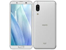 AQUOS sense3 SH-M12 [シルバーホワイト] SIMフリー 2019年秋モデル JAN:4974019137339