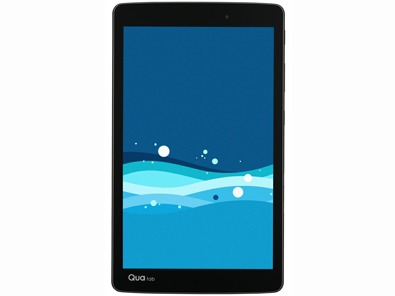 LGエレクトロニクス Qua tab PX au [ネイビー] キュアタブ 白ロム 8.0型WUXGA液晶を搭載した格安タブレット