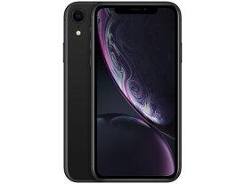 iPhoneXR 64G [ブラック] SIMロック解除済 白ロム