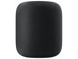 【即納・在庫あり・5%還元対象】Apple、円筒形スマートスピーカーHomePod MQHW2J/A [スペースグレイ] JAN:4549995018349